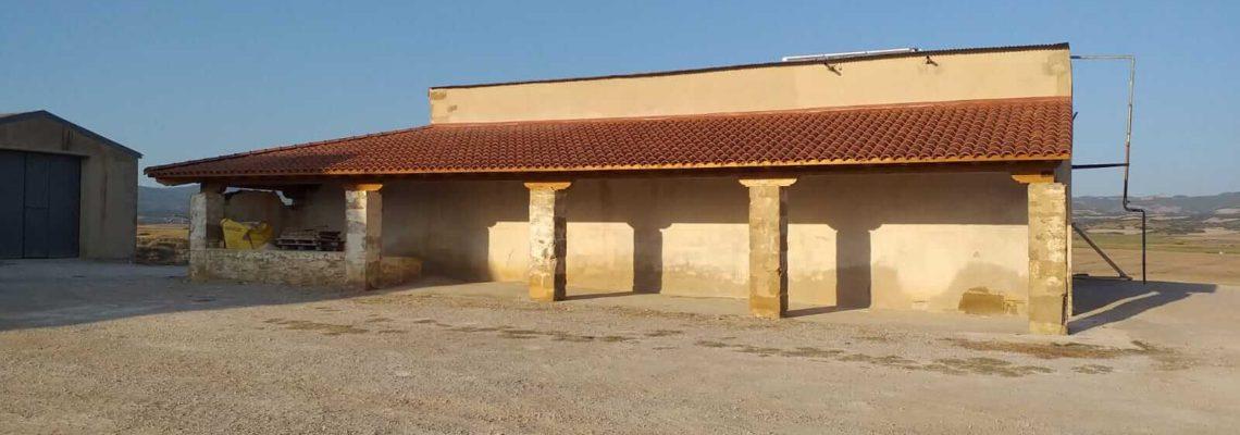 PORCHE EN TAFALLA (NAVARRA)